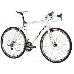Crossrad ALAN Mercurial Pro Design WCS1 mit SRAM Rival X1
