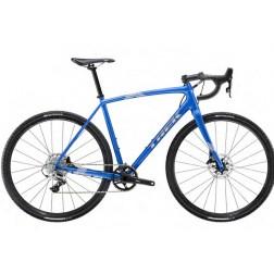 Crossrad Trek Crockett Matte Alpine Blue mit Shimano 105 hydraulic