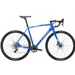 Crossrad Trek Crockett Matte Alpine Blue mit Shimano 105