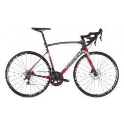 Rennrad Ridley Fenix SL Disc Design 02AS mit Shimano 105