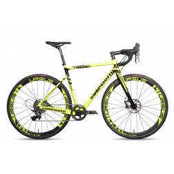 Crossrahmen Guerciotti Eureka CX Design yellow