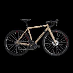Gravelbike Eddy Merckx Hageland Design 01BS mit Shimano Ultegra hydraulic