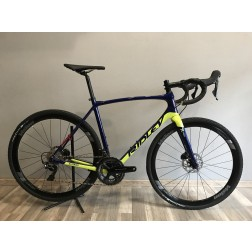 Ridley X-Trail Carbon Design 02AS mit Shimano Dura Ace 9100 hydraulic