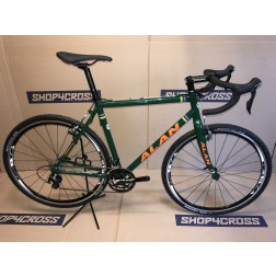 Crossrad ALAN Mercurial Pro Nenngröße L mit Shimano 105 2x11