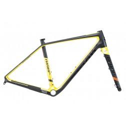 Rahmen Niner RLT 9 RDO schwarz-gelb