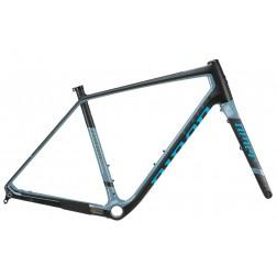 Rahmen Niner RLT 9 RDO schwarz-blau