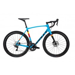Ridley Kanzo Speed Carbon Design 01AS mit SRAM Rival 1 hydraulic