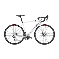 Rennrad Eddy Merckx Lavaredo68 Disc Design 68D01AS mit Shimano Ultegra