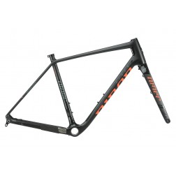 Rahmen Niner RLT 9 RDO carbon-orange