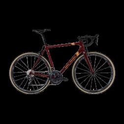 Rennrad Eddy Merckx Stockeu69 mit Shimano Ultegra DI2