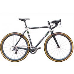 Crossrad ALAN Super Cross Carbon Design LN1C mit SRAM Rival X1