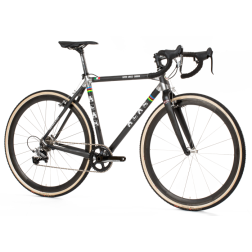 Crossrad ALAN Super Cross Carbon Design LN1C mit SRAM Force X1