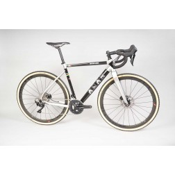 Crossrad ALAN Super Cross Scandium Design SCS1 mit SRAM Force X1 hydraulic