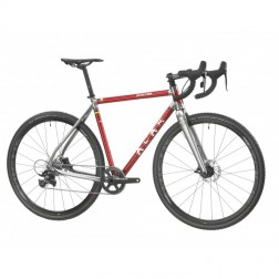 Crossrad ALAN Super Cross Scandium Design SCS2 mit Shimano Ultegra R8000