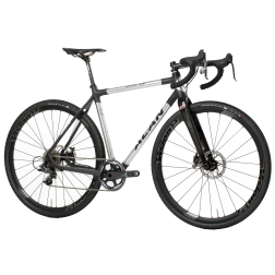 Gravelbike ALAN Super Gravel Carbon mit SRAM RED eTap hydraulic