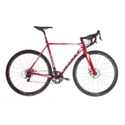Crossrad Ridley X-Night Disc Design XNI 02DS mit SRAM Apex 1