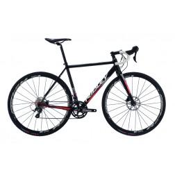 Crossrad Ridley X-Ride Disc Design XRI 02AS mit SRAM Rival X1 hydraulic