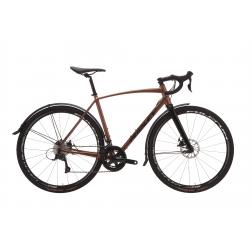 Ridley X-Trail Alu Design 02BS mit Shimano Ultegra hydraulic