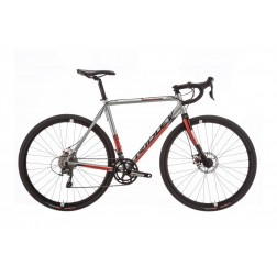 Crossrad Ridley X-Bow Disc Design 03AS mit SRAM Apex X1