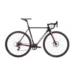 Crossrad Ridley X-Night SL Disc Design 03AS mit Shimano Ultegra DI2 hydraulic