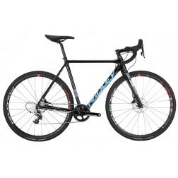 Crossrad Ridley X-Night Disc Design XNI 04CS mit Shimano 105 hydraulic