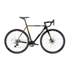 Crossrad Ridley X-Night Disc Design XNI 06AS mit Shimano 105 hydraulic