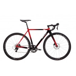 Crossrad Ridley X-Night Disc Design XNI 06BS mit SRAM Force 1 hydraulic